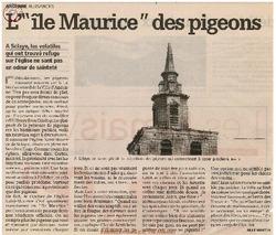 L'île Maurice des pigeons.