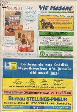53e année - n°10 - 10 mars 1999