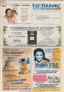 53e année - n°18 - 5 mai 1999
