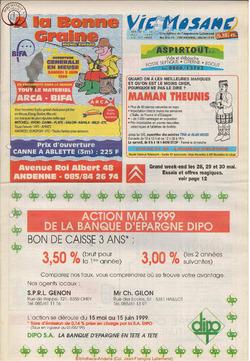 53e année - n°21 - 26 mai 1999