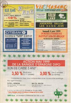 53e année - n°22 - 2 juin 1999