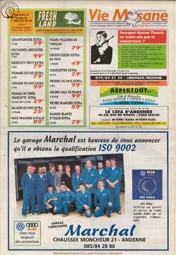 53e année - n°31 - 1er septembre 1999