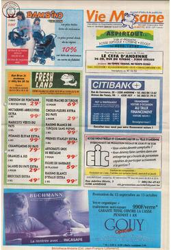 53e année - n°33 - 15 septembre 1999