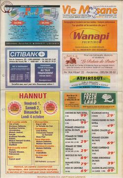 53e année - n°35 - 29 septembre 1999