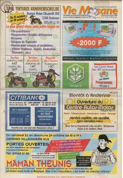 53e année - n°38 - 20 octobre 1999