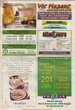 53e année - n°7 - 17 février 1999