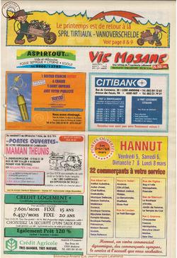 53e année - n°9 - 3 mars 1999