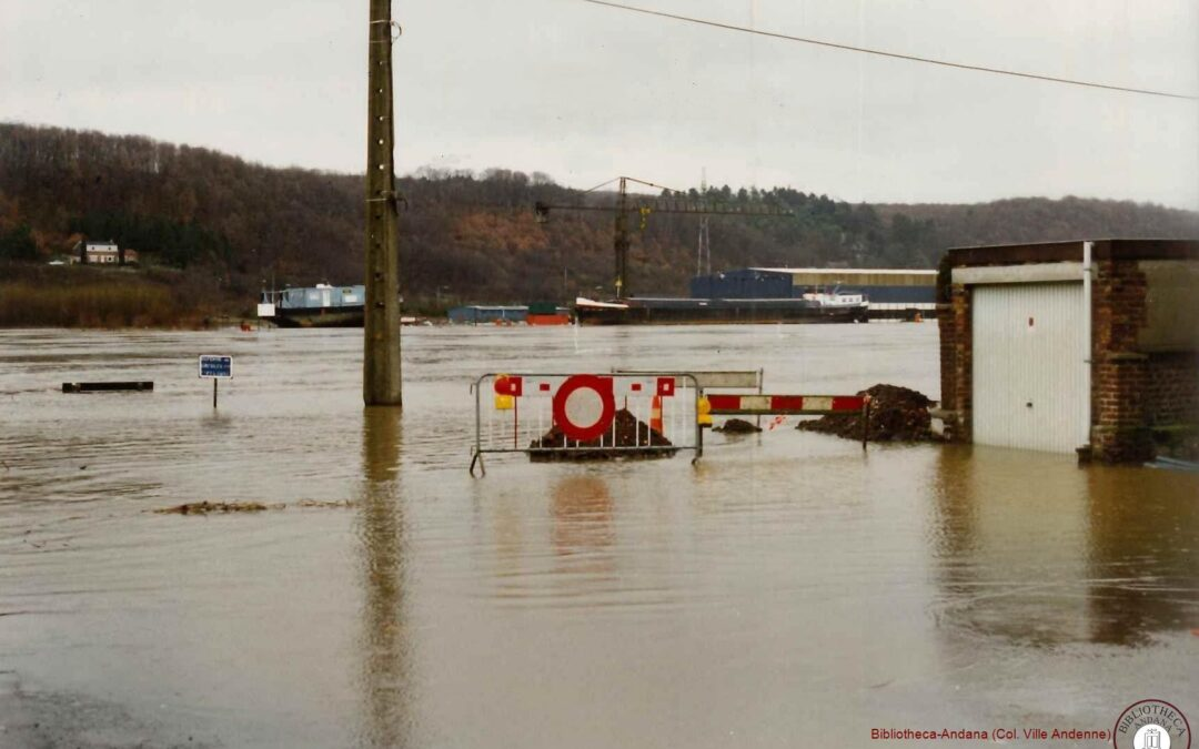 Andenelle Inondations 1993