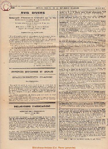 Journal officiel 1952-08-10