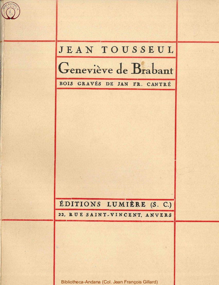 Genevieve de Brabant