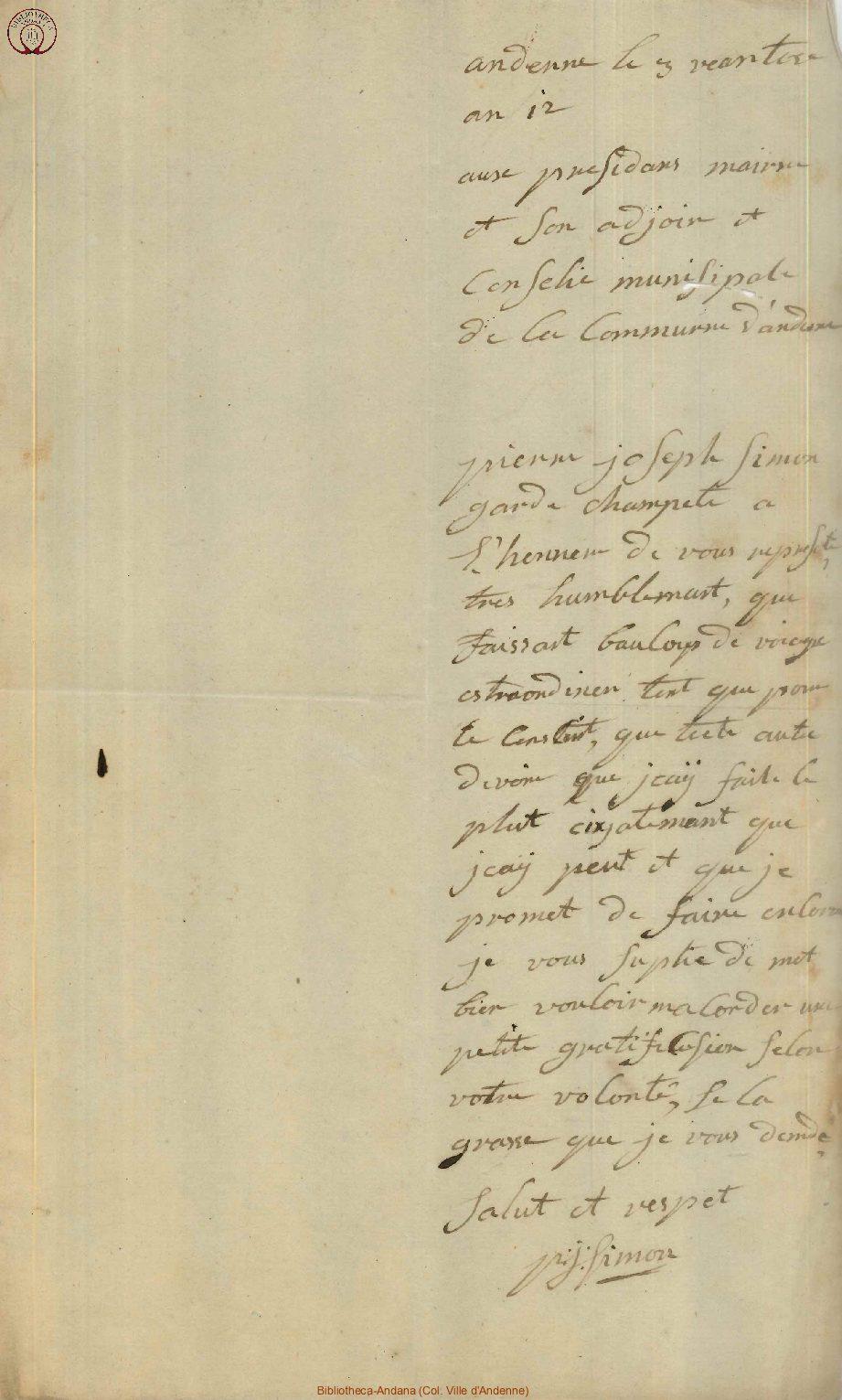 1804-02-23 (3 ventôse an 12)