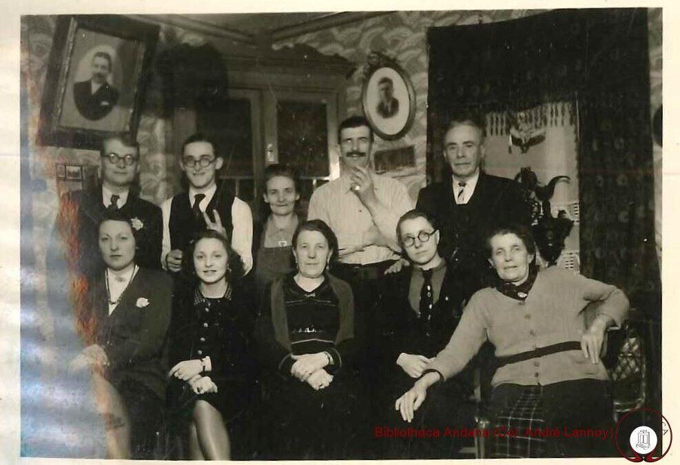 Andenne Famille Tillieux