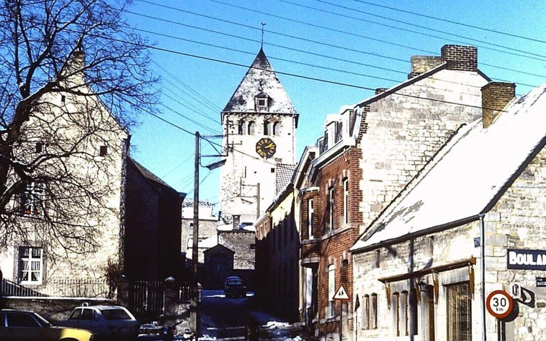 Seilles Rue de l'Eglise