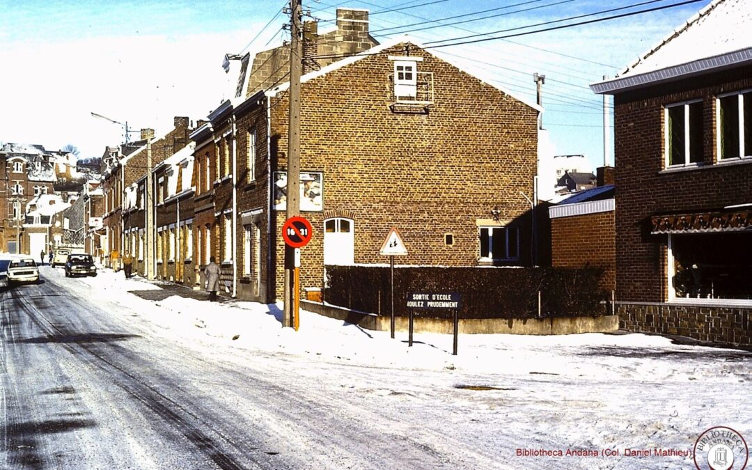 Seilles Rue François Jassogne