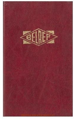 Belref - Catalogue des produits