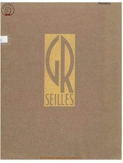 Général Refractories Seilles