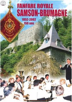 Fanfare Samson Brumagne 1852 - 2002